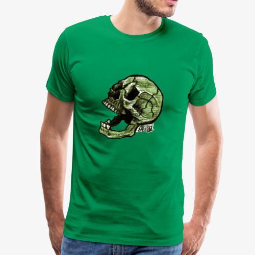 CRANE OPENGREEN - T-shirt Premium Homme