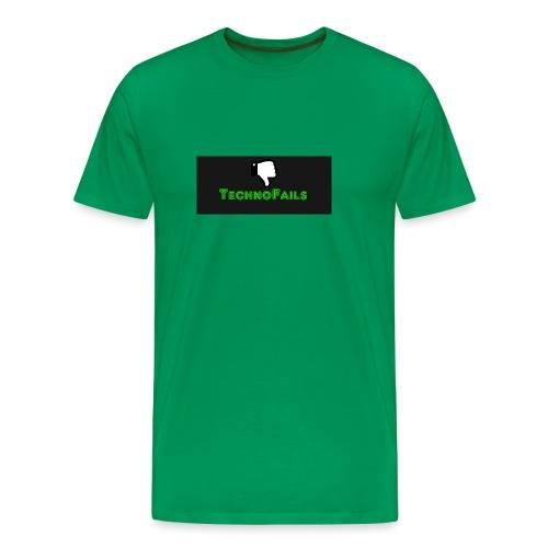TechnoFails :( - Men's Premium T-Shirt