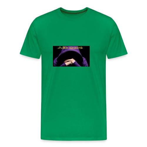 Alkazi5 t shirt - Men's Premium T-Shirt