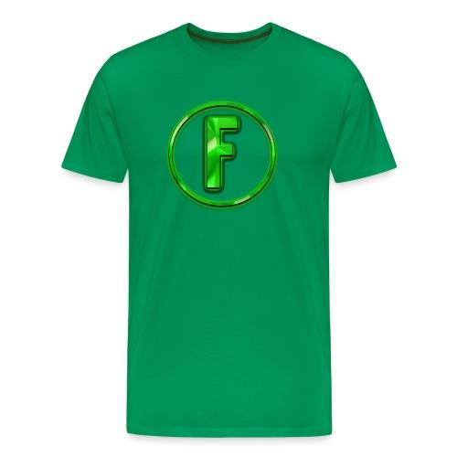 FLONIC'S MERCH!!! Mit echtem Flonic Logo!!! - Männer Premium T-Shirt