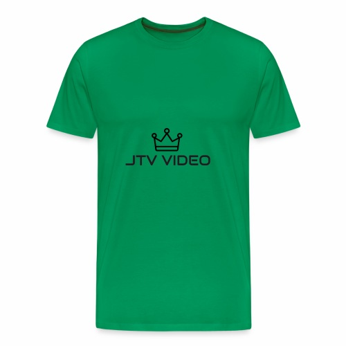 JTV VIDEO - Men's Premium T-Shirt