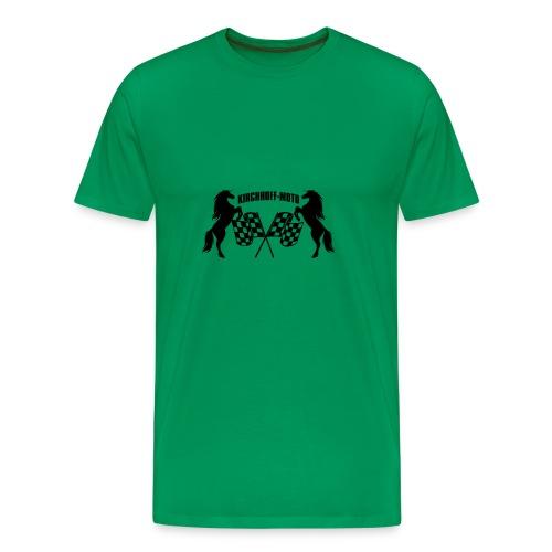K M gross neutral - Männer Premium T-Shirt