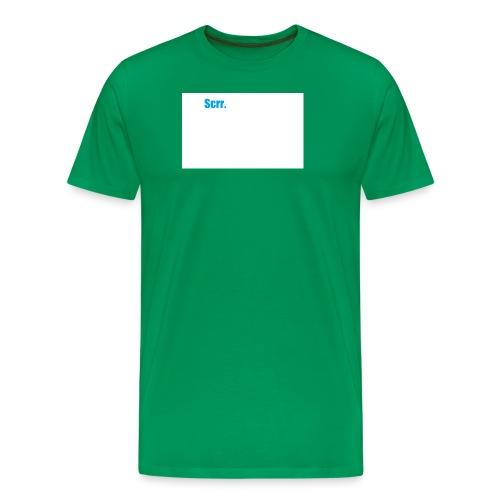 Scrr - Männer Premium T-Shirt
