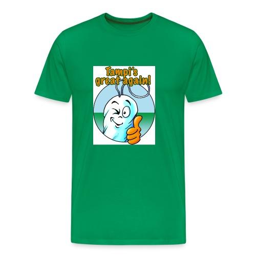 TampiPortrait - Männer Premium T-Shirt