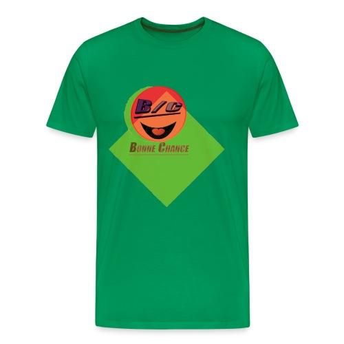 Bonne chance - T-shirt Premium Homme