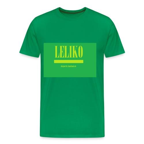 LELIKO-Design - Männer Premium T-Shirt