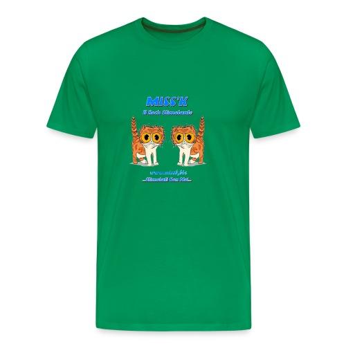 MissK Merchandising - Maglietta Premium da uomo