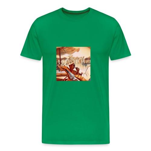 King Kunta - Premium T-skjorte for menn