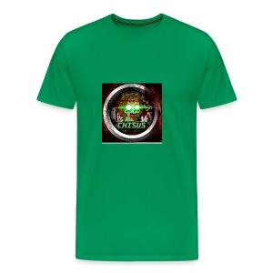 Chisus Logo - Männer Premium T-Shirt