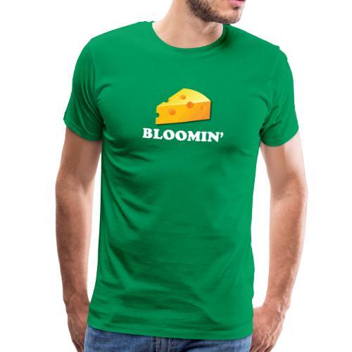 bloomin' cheese - Men's Premium T-Shirt