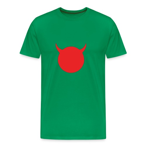 diable tete - T-shirt Premium Homme