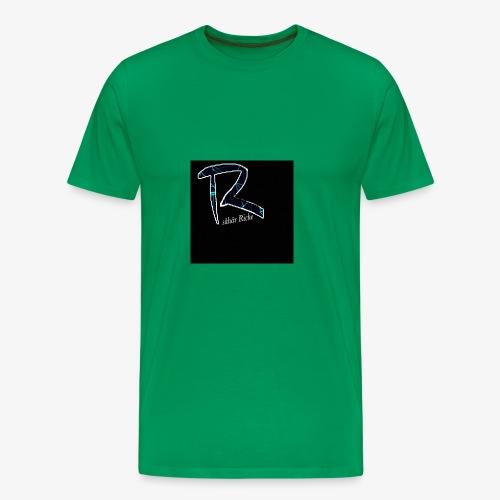 såhär riche - Premium-T-shirt herr