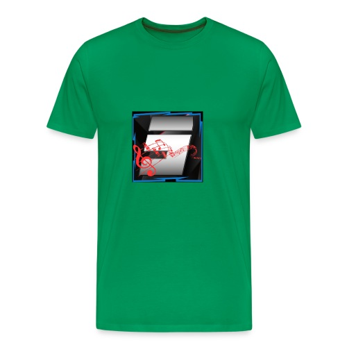 Logo Sernicke OST - Männer Premium T-Shirt