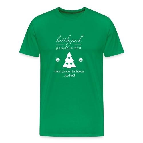 HitTheJack - Christmas - T-shirt Premium Homme