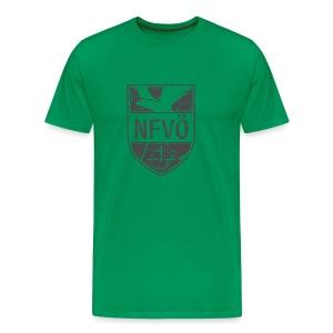 NFVO Patch-Like - Männer Premium T-Shirt
