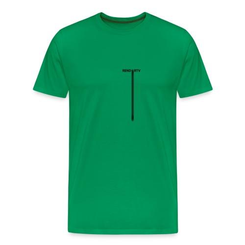 Lineas Tecnicas - Camiseta premium hombre