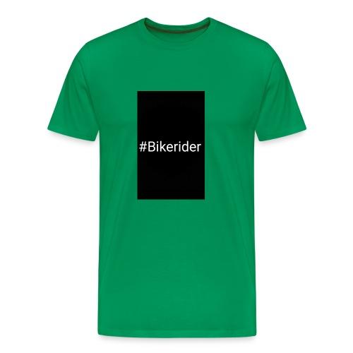 #Bikerider Hoodie - Männer Premium T-Shirt