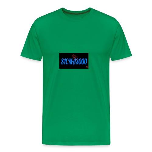 sicma1 - Camiseta premium hombre