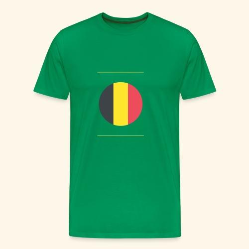 Belge - T-shirt Premium Homme