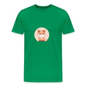 Shirt Vosje - Mannen Premium T-shirt