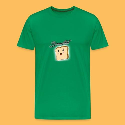 Broasttot - Männer Premium T-Shirt