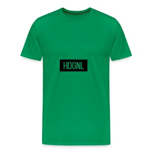 HDGamingNL Shirt Logo - Mannen Premium T-shirt