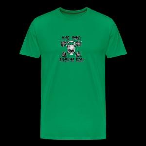 One More Fucking Rep! - Premium-T-shirt herr