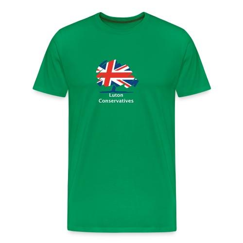 Luton Conservatives - Men's Premium T-Shirt