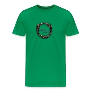 TESO Rubenhubbi Logo - Premium T-skjorte for menn