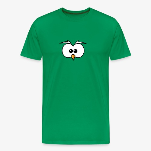 owl - Maglietta Premium da uomo