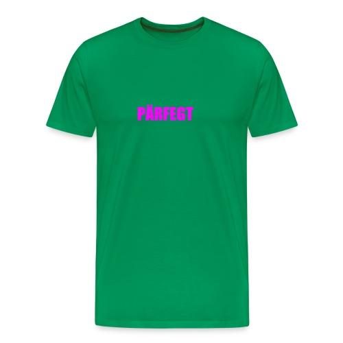 Perfekt, aber dann doch nicht so. - Männer Premium T-Shirt
