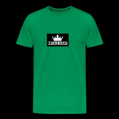 T-shirt Royale Giant - Mannen Premium T-shirt