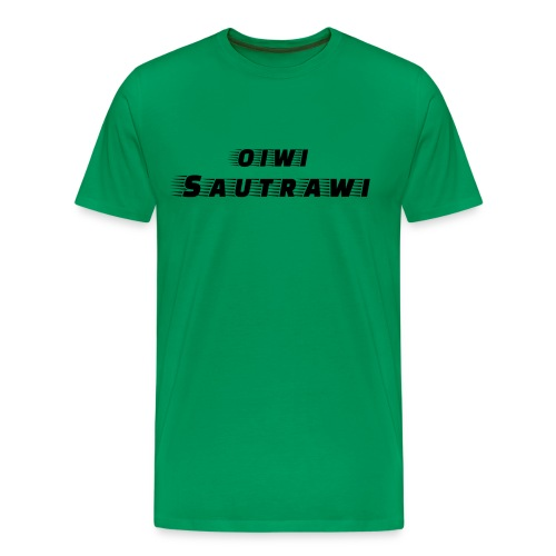 oiwi_sautrawi - Männer Premium T-Shirt