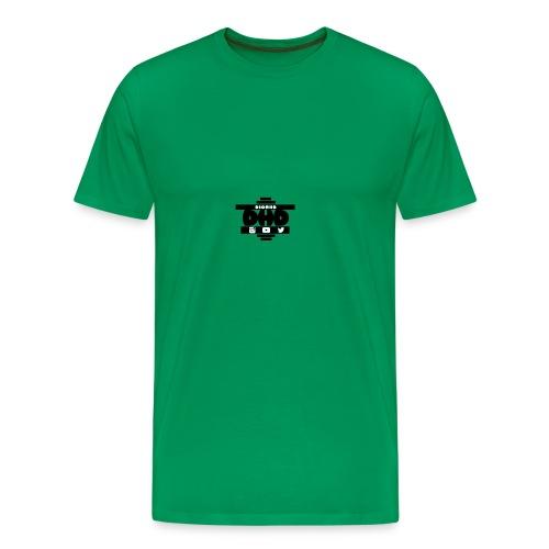 DionHD LOGO - Männer Premium T-Shirt