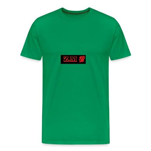 Z.M 100 - Men's Premium T-Shirt