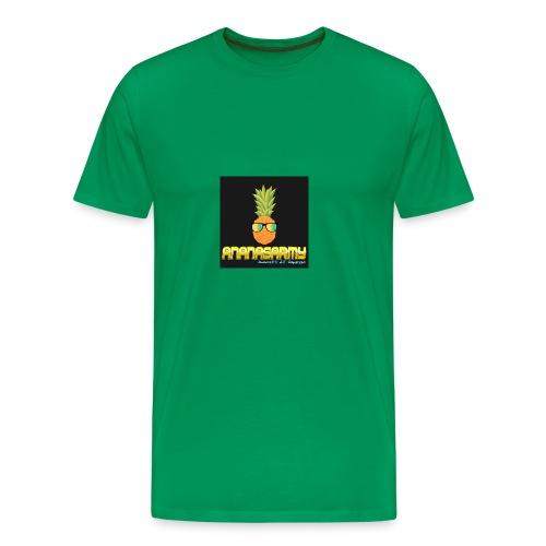 114876856 143750411 AnanasYT - Männer Premium T-Shirt