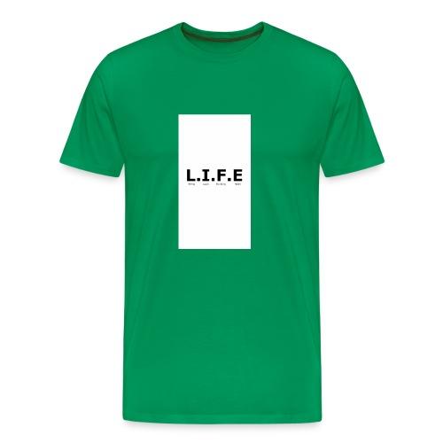 Tops - Men's Premium T-Shirt