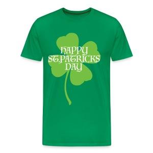 St.Patricks Day T-Shirt - Männer Premium T-Shirt