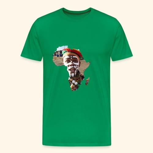 Xhosa Afrika - Männer Premium T-Shirt