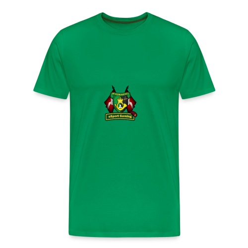 JGK eSport - Herre premium T-shirt