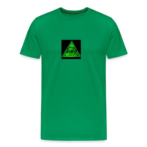 iluminati - Männer Premium T-Shirt