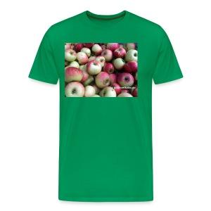 Äpfel - Männer Premium T-Shirt