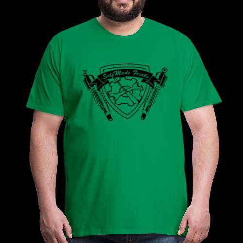 SlfMdFrks schwarz - Männer Premium T-Shirt