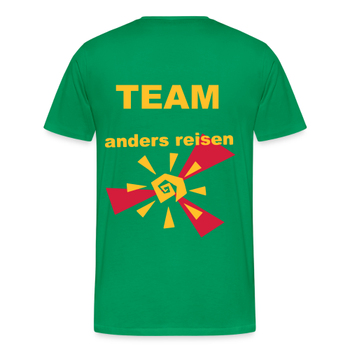 AndersReisen Teamer - Männer Premium T-Shirt