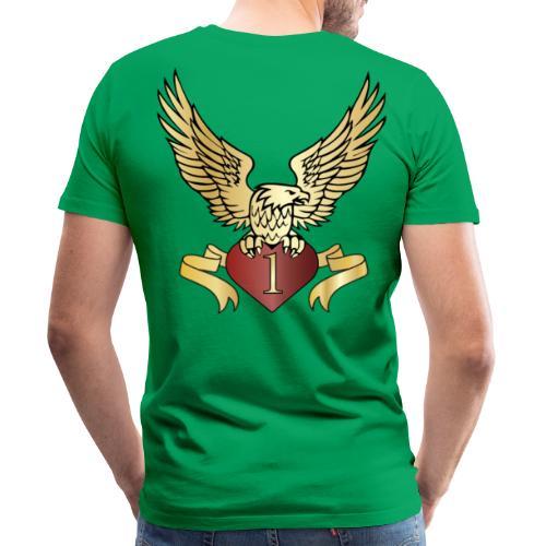 Lichtwerkers Nederland - Mannen Premium T-shirt