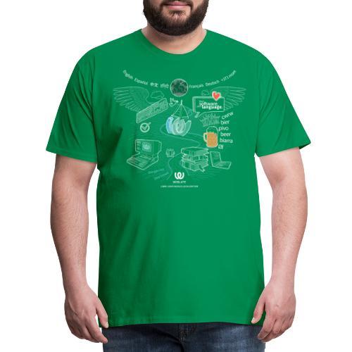 Weblate - Men's Premium T-Shirt