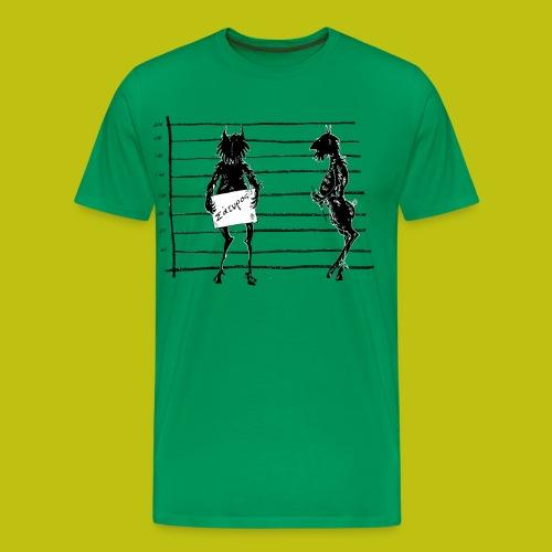 satiro - Camiseta premium hombre