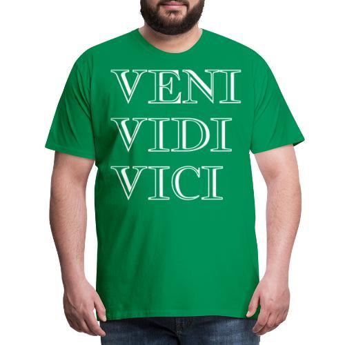 veni vidi vici - Maglietta Premium da uomo