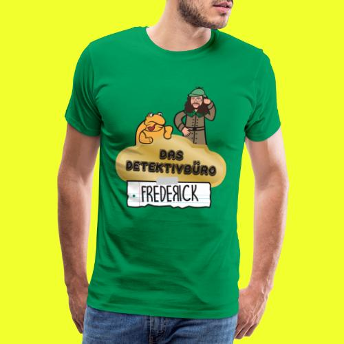 Das Detektivbüro Frederick - Männer Premium T-Shirt