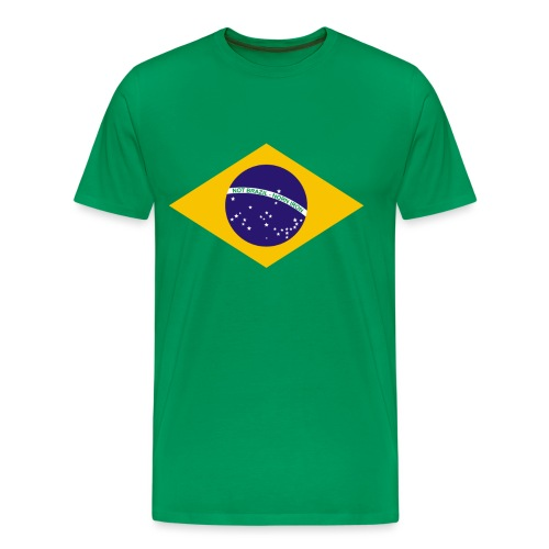 NOT BRAZIL - NORN IRON - Men's Premium T-Shirt